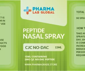 CJC-1295 No DAC Nasal Spray